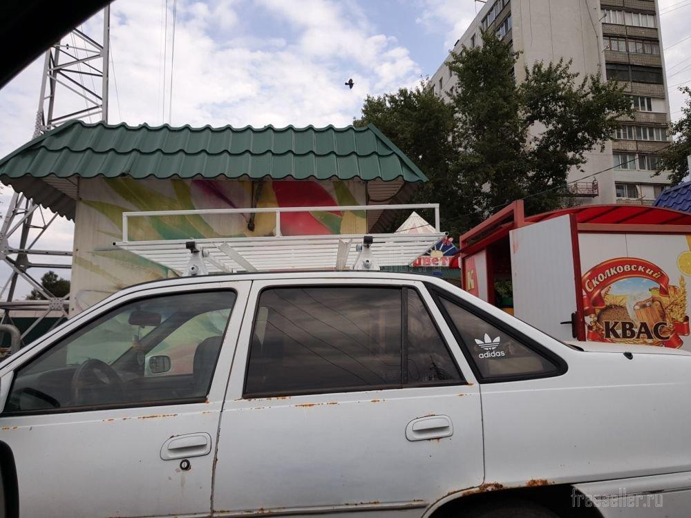 Багажник для крыши машины своими руками 54