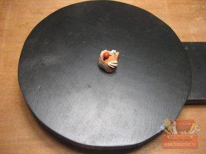 Простейший поворотный столик