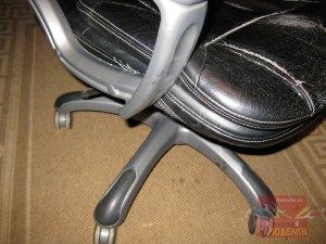 Бюджетный вариант замены шайб подшипника компьютерного кресла