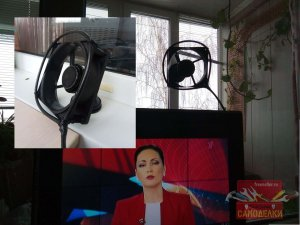 Простая антенна для цифрового телевидения