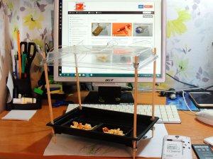 Кормушка для птиц из суши набора