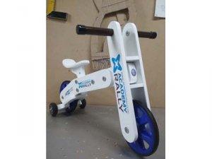 Детский велосипед из фанеры